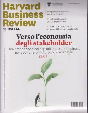 Harvard Business Review - n. 9 - settembre 2021 - mensile + il libro I tre nodi dell'HR: digilità, umanità, spazialità - rivista + libro
