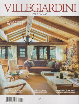 Villegiardini - Stile italiano - n. 12 -15 dicembre 2020 - mensile