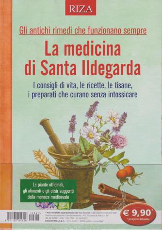 Riza Scienze - n. 380 -La medicina di Santa Ildegarda - settembre - ottobre 2021