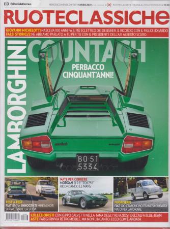 Ruoteclassiche + Guida al collezionismo  Lancia  - n. 387 - mensile - marzo 2021- 2 riviste
