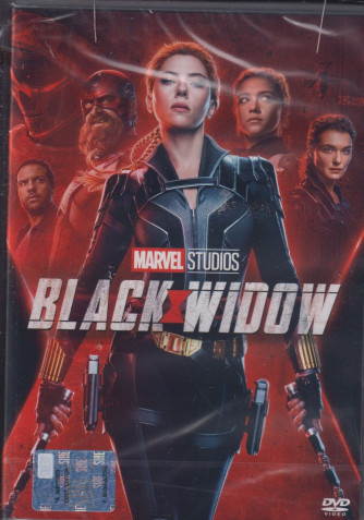 I Dvd di Sorrisi Collection 4 - n. 6 -Black Widow-  settimanale - ottobre 2021