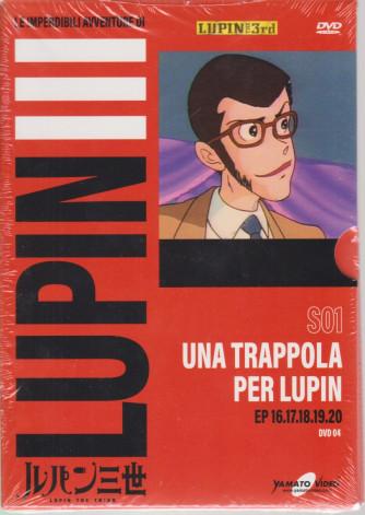 Le imperdibili avventure di Lupin III - Una trappola per Lupin - settimanale