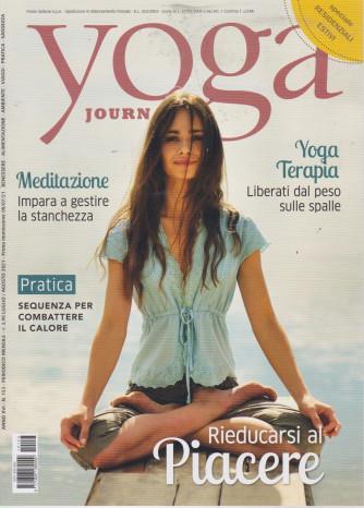 Yoga Journal -     n. 153 - mensile -luglio - agosto  2021