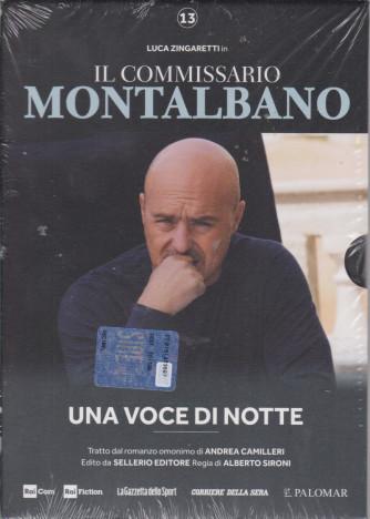 Luca Zingaretti in Il commissario Montalbano - Una voce di notte- n. 13 -   - settimanale