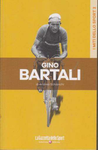 I miti dello sport - Gino Bartali - di Andrea Schianchi -  n. 8 - settimanale - 128 pagine