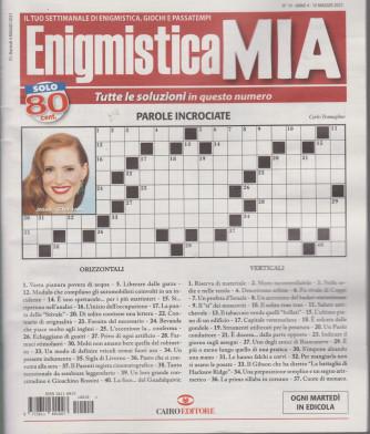 Enigmistica Mia - n. 19 -10 maggio  2021- settimanale