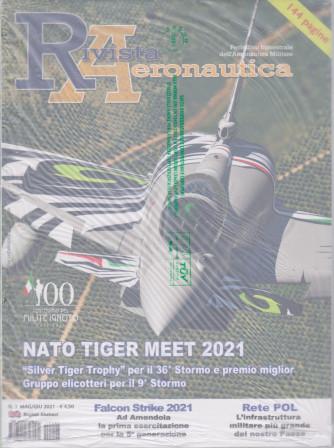 Rivista Aeronautica - n. 3 - maggio - giugno 2021   - bimestrale