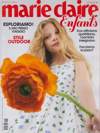 Marie Claire Enfants - n. 22 - aprile 2021 - semestrale