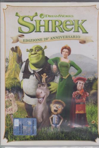 I Dvd di Sorrisi Collection 2 n. 11- Shrek - luglio   2021 -  settimanale