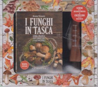 I funghi in tasca - Bruno Tessaro - n. 34 - settimanale