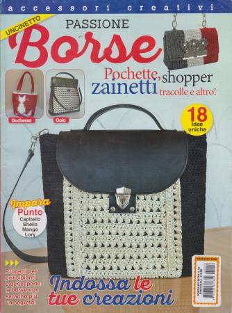 Donna Piu' Extra - Passione Borse uncinetto - n. 56- bimestrale -