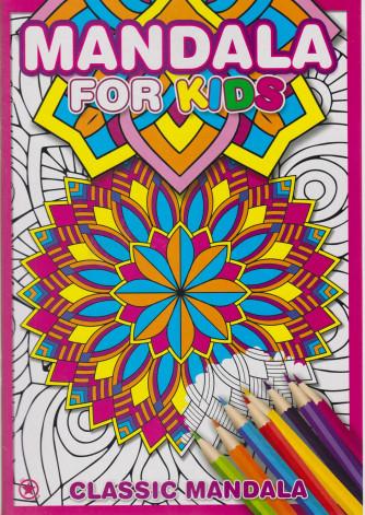 Mandala for kids - n. 2 - marzo - aprile  2021 - bimestrale