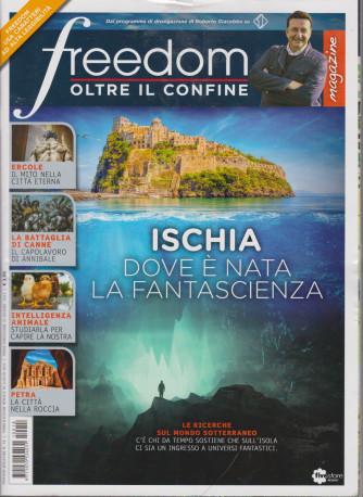 Freedom Magazine - Oltre il confine - n.18  - mensile - giugno   2021