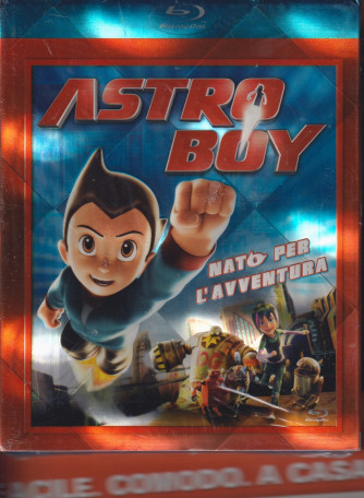 Astro Boy - Nato per l'avventura - 20/7/2021 - bimestrale -