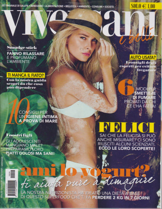 Viversani e Belli  -n. 29 - 16/7/2021 - settimanale
