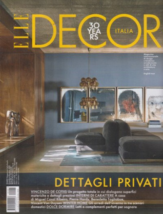 Abbonamento Elle Decor (cartaceo  mensile)