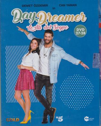 Day Dreamer - Le ali del sogno - n. 15 -quattordicesima uscita   - 2 dvd + booklet -15 maggio   2021   - settimanale