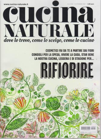Cucina Naturale   - n. 5 -Maggio   2021 - mensile
