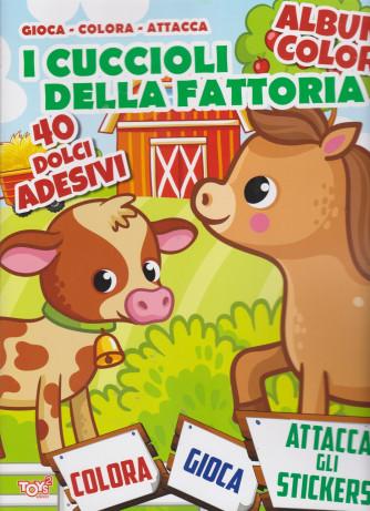 Toys2 Games - Album color - I cuccioli della fattoria - n. 42 - bimestrale - 15 aprile  2021