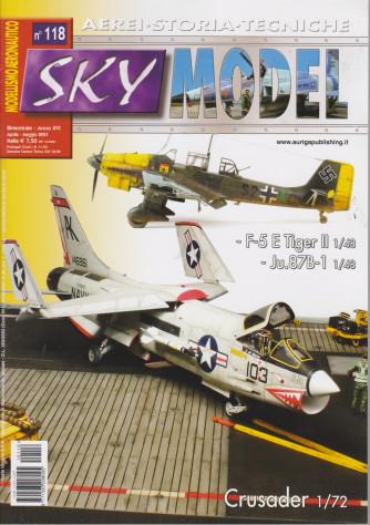 Sky Model - n. 118 - bimestrale - aprile - maggio 2021