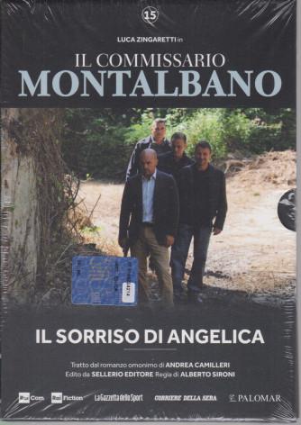 Luca Zingaretti in Il commissario Montalbano -Il sorriso di Angelica- n. 15 -   - settimanale