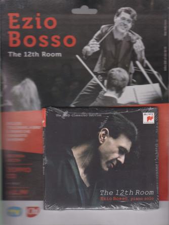 Cd Sorrisi Canzoni -n. 11-  Ezio Bosso  -The 12th Room -   giugno  2021-  settimanale - seconda uscita doppio cd