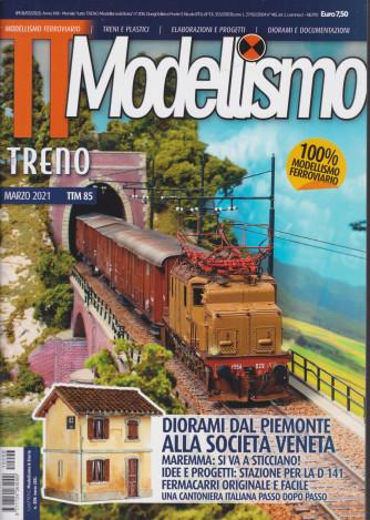 Tutto Treno - Modellismo ferroviario - n. 206 - mensile - marzo 2021