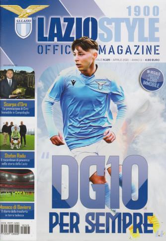 Lazio Style 1900 - Official magazine - n. 125 - mensile - aprile  2021
