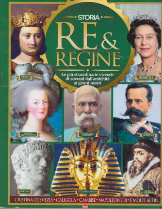 Dinastie di Conoscere la storia - Re & Regine  n. 7 - bimestrale - agosto - settembre 2021 -