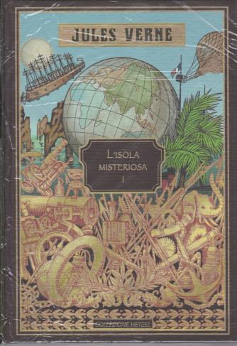 Jules Verne - L'isola misteriosa I - 4/6/2021 - settimanale - copertina rigida