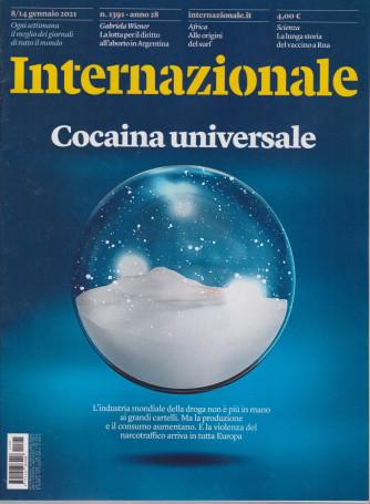 Internazionale - n. 1391- 8/14 gennaio 2021 - settimanale -