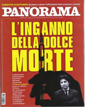 Panorama -  n. 36- settimanale -31 agosto 2021