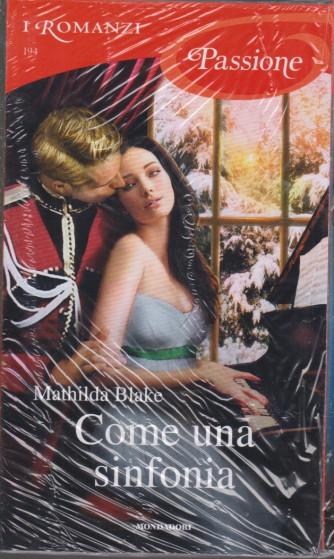 I Romanzi Passione - Trappole e passioni  - di May McGoldrick - - n. 194 - dicembre 2020- mensile