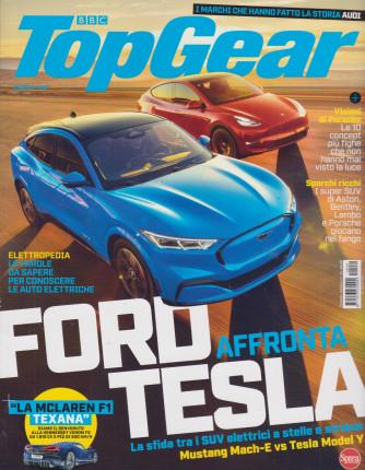 Bbc Top Gear - n. 159 - marzo 2021 - mensile