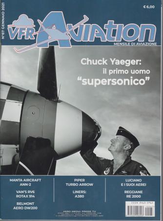Vfr Aviation - n. 67 - gennaio 2021 - mensile