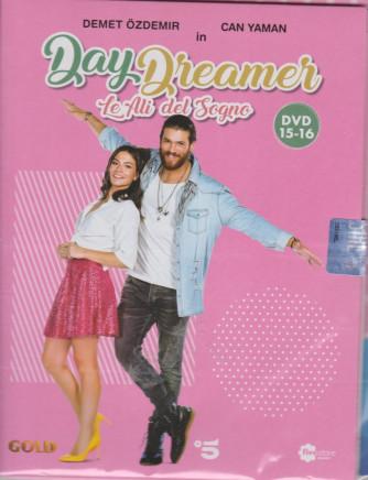 Day Dreamer - Le ali del sogno - n. 9 -ottava  uscita   - 2 dvd + booklet -20  marzo 2021   - settimanale