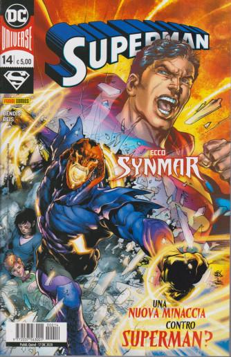 Superman -Una nuova minaccia contro Superman? - n. 14 - quindicinale - 17 dicembre 2020