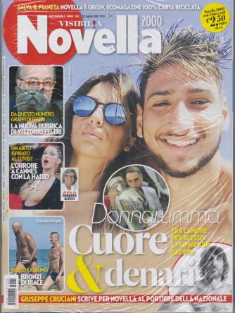 Novella 2000  - + Visto - n. 31 - settimanale -  22 luglio  2021  - 2 riviste