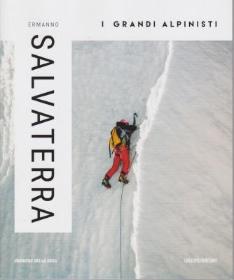 I grandi alpinisti - Ermanno Salvaterra - n. 22 - settimanale