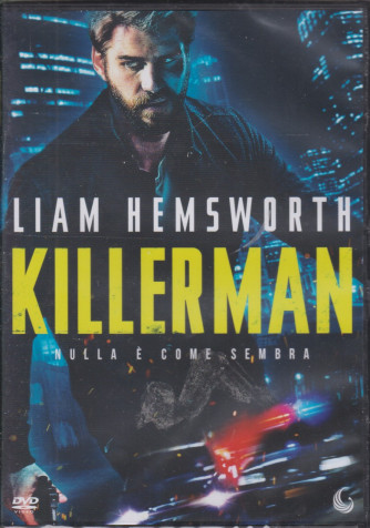 Liam Hemsworth Killerman - n. 3 - bimestrale - 2021 -