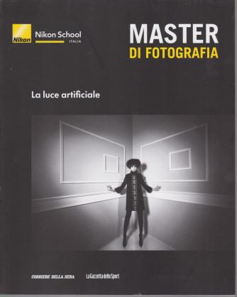 Master di fotografia -La luce artificiale-    n. 14  -  settimanale