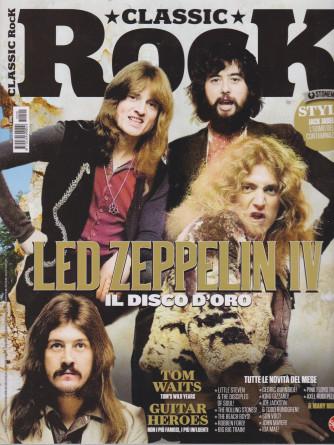 Classic Rock - n. 105 -  27/7/2021- mensile