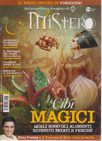 Rti Magazine - Mistero Magazine - n. 85 - 30 aprile 2021 - mensile