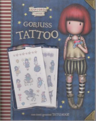 Gorjuss tattoo - trimestrale - giugno - agosto 2021 -