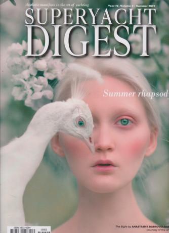 Superyacht Digest - n. 2 -summer 2021 - in lingua inglese