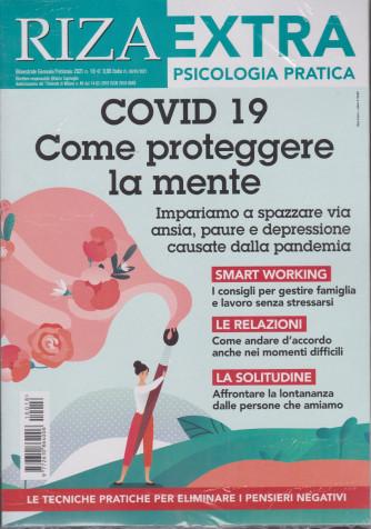 Riza Extra - Covid 19. Come proteggere la mente - n. 18- bimestrale - gennaio - febbraio  2021