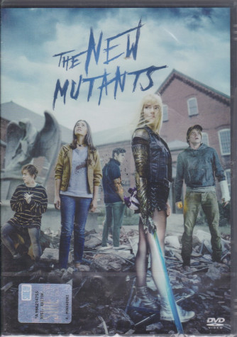 I Dvd Cinema di Sorrisi - n. 3 -  The new mutants  - settimanale - 16/12/2020 -