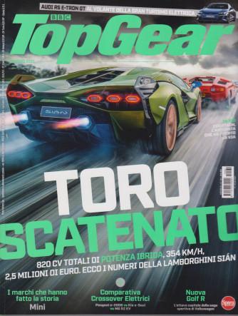 Bbc Top Gear - n. 161 -16/4/  2021 - mensile