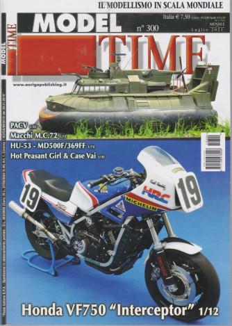 Model Time - n. 300 - mensile -luglio 2021