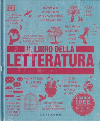 Il libro della letteratura - n. 2 - quindicinale - copertina rigida